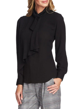 ruffle-tie-top by vince-camuto