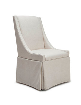 kendall-skirted-dining-chair by z-gallerie