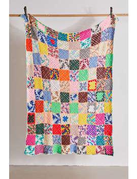 urban-renewal-one-of-a-kind-crochet-throw-blanket by urban-renewal