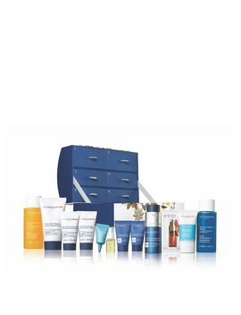 clarinsmen-12-days-advent-calendar-gift-set by clarins