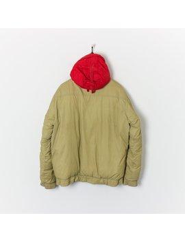 napapijri-coat-sand_red-xl by napapijri