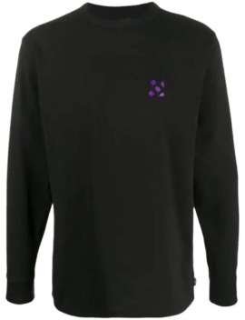 sweatshirt-mit-logo-print by vans