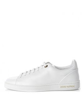 louis-vuitton-calfskin-womens-frontrow-sneakers-39-white by louis-vuitton