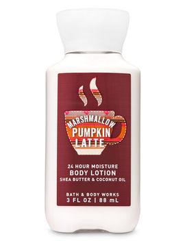 marshmallow-pumpkin-latte   travel-size-body-lotion--- by bath-&-body-works