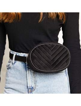 Dolly Textured Bum Bag by Koi Footwear
