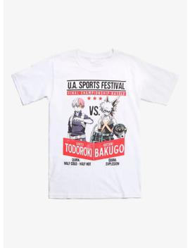 my-hero-academia-ua-sports-festival-t-shirt by hot-topic