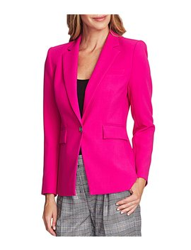 long-sleeve-bi-stretch-crepe-notch-collar-blazer by vince-camuto