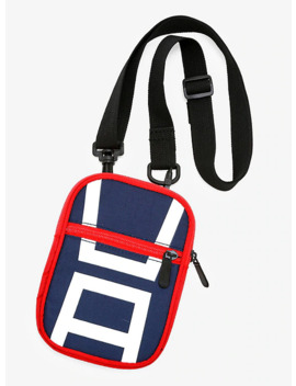 my-hero-academia-crossbody-messenger-bag by hot-topic