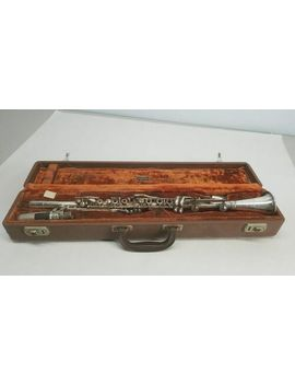 vintage-three-star-metal-clarinet by 3-star