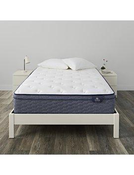 """sleeptrue-alverson-13""""-plush-pillow-top-mattress by serta"""