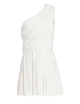 sable-one-shoulder-goddess-dress by saint-laurent