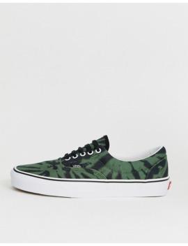 vans-era-tie-dye-trainers-in-garden-green by vans'