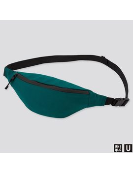 u-blocktech-fanny-bag by uniqlo