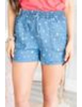 a-star-is-born-shorts,-medium-blue by the-mint-julep-boutique