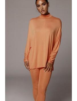 orange-sherbet-chrissy-top by jluxlabel