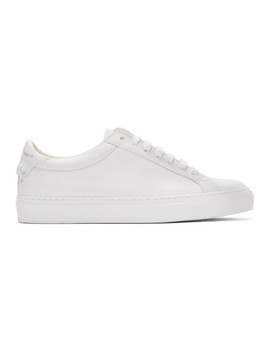 baskets-blanches-urban-street by givenchy