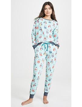 wise-owl-pj-set by bedhead-pajamas
