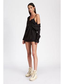 downtown-girl-mini-dress-–-black by lioness-fashion