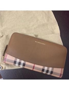 burberry-zip-wallet by burberry