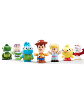fisher-price-little-people-disney-pixar-toy-story-4-figure-pack by target