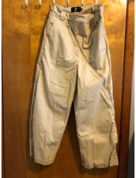 hba-beige-big-zipper-pants-2017 by hood-by-air  ×