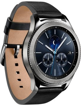 geek-squad-certified-refurbished-gear-s3-classic-smartwatch-46mm-stainless-steel---silver by samsung