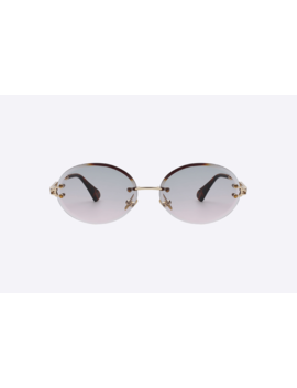 Rimless. by Blank Sunglasses