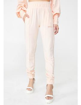 blush-track-pants by ricki-brazil