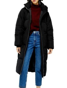 asha-puffer-jacket by topshop
