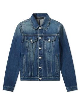 alexander-mcqueen-denim-jacket by alexander-mcqueen