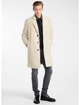 merlon-teddy-coat by hugo