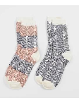 2-pack-textured-socks by bke