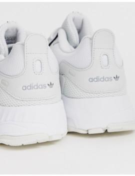 adidas-originals---eqt-gazelle---baskets---triple-blanc by adidas-originals