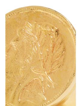 gold-tone-ring by oscar-de-la-renta