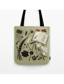 witchy-materials-tote-bag by society6