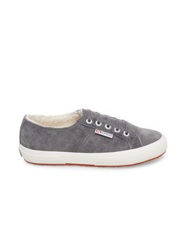 2750 Suefurw Grey Suede by Superga