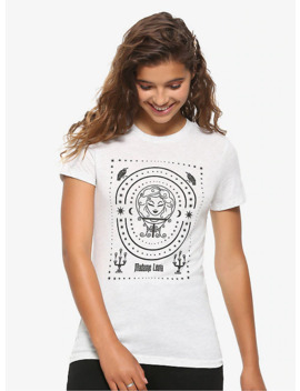 funko-disney-the-haunted-mansion-madame-leota-grey-girls-t-shirt by hot-topic
