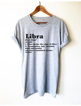 libra-zodiac-unisex-shirt---horoscope-shirt,-zodiac-libra-gift,-astrology-gift,-zodiac-t-shirt,-libra-gifts,-september_october--bday-gift by etsy