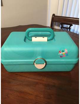 1980's--caboodles-case by etsy