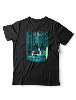 rick-stranger-portal-tshirt by etsy
