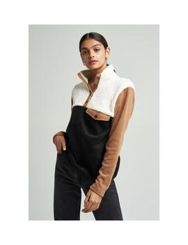 tri-fleece-pullover by donni