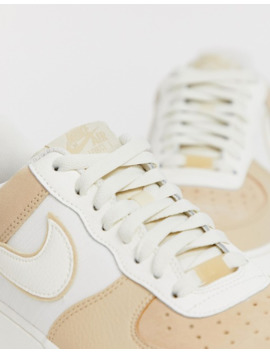 nike-air-force-1-07-lv8-2-sneakers-in-cream-ao2425-200 by nike