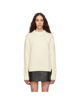 off-white-alpaca-sweater by helmut-lang