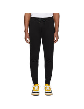 black-regular-fit-lounge-pants by ps-by-paul-smith
