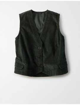ae-studio-corduroy-vest by american-eagle-outfitters