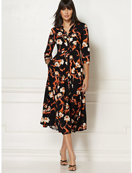 liliana-maxi-shirtdress---eva-mendes-collection by new-york-&-company