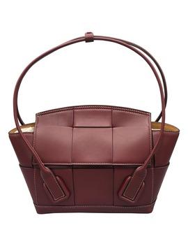 arco-leather-handbag by bottega-veneta