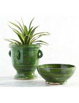 hunter-ceramic-vases by pottery-barn