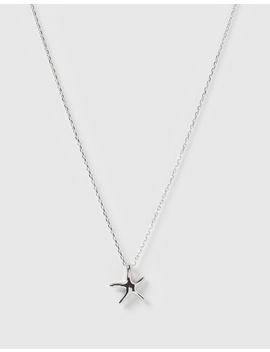 starfish-charm-necklace by izoa