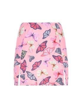 Butterfly Effect Mini Skirt by Boogzel Apparel